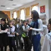 Экскурсия для школьников из г. Можайск