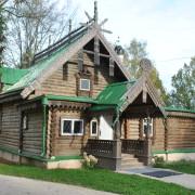 Поездка в Абрамцево.