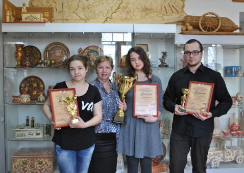 Всероссийский конкурс на приз Народной артистки России Людмилы Рюминой