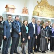 Встреча с руководителем Администрации Рузского муниципального района М.В. Тархановым