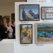 20 января посетили юбилейную выставку