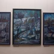 Персональная выставка Кравцова А.В.