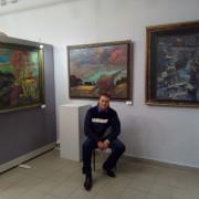 Выставка  лауреатов конкурса имени Попкова В.Е