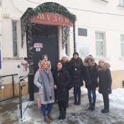 Посещение Историко-краеведческого музея в г. Верея