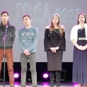 Церемония награждения «Созвездие молодых»