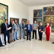 Выставка преподавателя Рузского филиала Долгачева Е.А. в г. Можайск