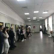 Персональная выставка Кирилловой