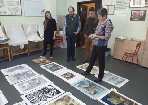 Конкурс «Серпуховская мозаика»