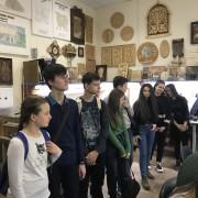 Экскурсия школьникам