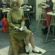 Конкурс академический скульптуры