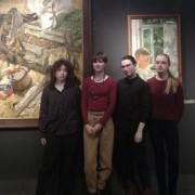 Выставка Аркадия Пластова