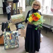 Выставка Кирилловой Зои Станиславовны